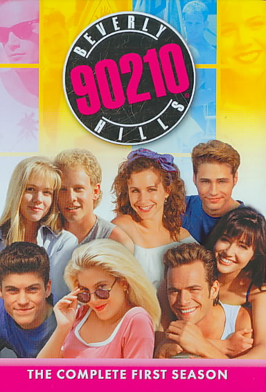 BEVERLY HILLS 90210:FIRST SEASON BY BEVERLY HILLS,90210 (DVD)
