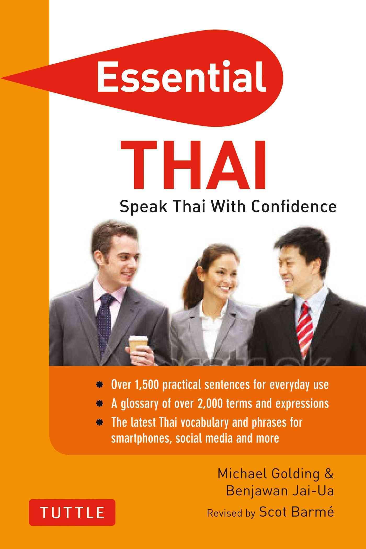 Essential Thai By Golding, Michael/ Jai-Ua, Benjawan/ Barme, Scot (EDT)