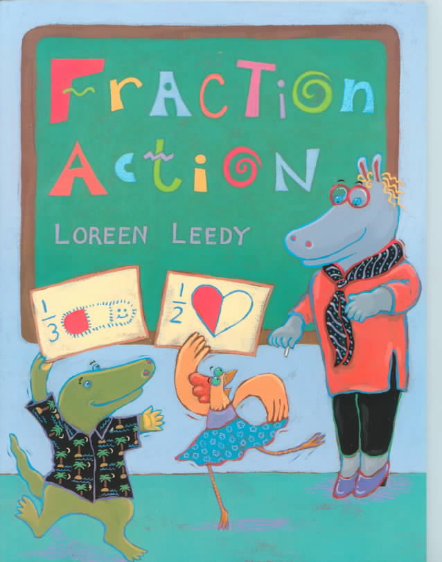 Fraction Action By Leedy, Loreen